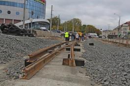 Власти рассчитывают открыть двустороннее движение по улице Киевской раньше срока