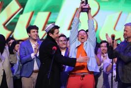 В Светлогорске определились призёры «Голосящего КиВиНа»