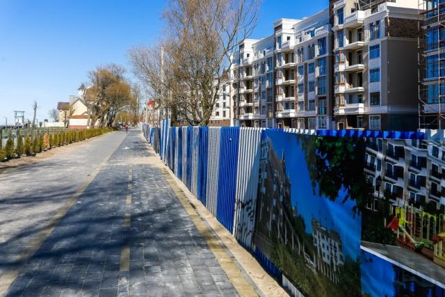 Власти разрешили построить ещё одну пятиэтажку рядом с пляжем в Зеленоградске