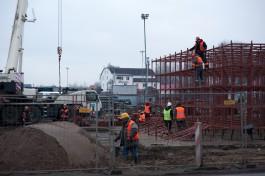 Проектирование Восточной эстакады с Острова на улицу Дзержинского начнут в 2017 году