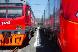 В праздники изменится расписание пригородных поездов