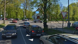 На перекрёстке улиц Островского и Тельмана изменили схему движения