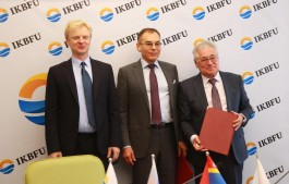 АВТОТОР и БФУ имени Канта заключили соглашения о сотрудничестве