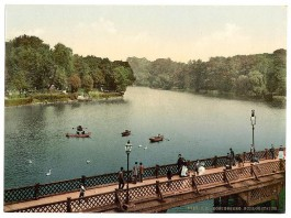 «Живой Кёнигсберг»: Северная часть Замкового пруда