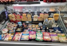 В торговом центре на Сельме изъяли 37 кг санкционной продукции