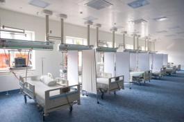 «Осталось 19%»: в Калининградской области сократилось число свободных коек для пациентов с коронавирусом