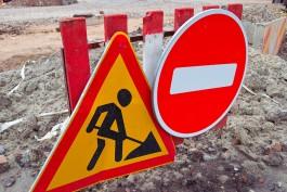 Из-за Восточной эстакады до марта ограничат движение по Московскому проспекту