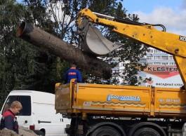 «Водоканал» заменит старый водовод у набережной Нижнего озера в Калининграде