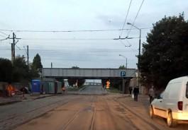 В Калининграде открыли движение по улице Суворова
