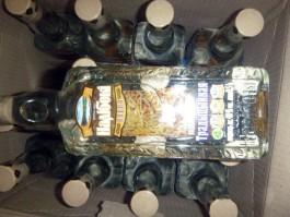 На границе с Калининградской областью задержали более тысячи бутылок водки