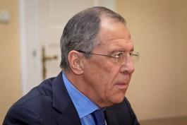 Глава МИД Сергей Лавров посетит Калининградскую область 17 августа