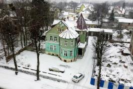 В Калининграде капитально отремонтируют виллу начала ХХ века на улице Тельмана
