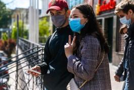 «Запрет на работу кафе ночью и всеобщий масочный режим»: в России усилили меры по борьбе с коронавирусом