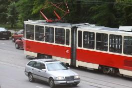 Власти Калининграда признали, что не смогут «потихонечку обновить» трамваи