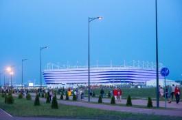 Правительство РФ выделяет 13 млрд рублей на стадионы в Калининграде и ещё пяти городах ЧМ-2018