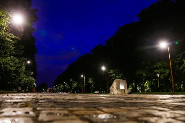 Ежемесячные расходы на содержание парка на острове Канта в Калининграде оценивают в 1,2 млн рублей