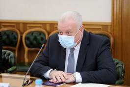 Александр Удальцов уходит с должности посла России в Литве