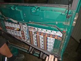 На границе в Советске у литовского дальнобойщика нашли почти тысячу пачек сигарет