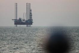 Литва направила России ноту из-за нарушений на нефтяной платформе в районе Калининградской области