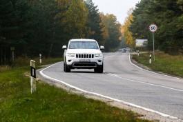 «Расширят и срежут углы»: Калина рассказал, когда реконструируют автомобильную дорогу на Куршской косе