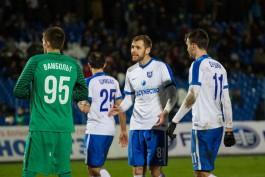 Из-за долгов РФС запретил калининградской «Балтике» регистрировать новых игроков