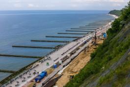 Калининградская область получит кредит на инфраструктуру для крупного курортного комплекса на побережье