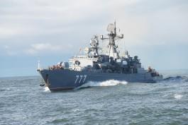 Моряки Балтфлота помогли новозеландским яхтсменам в Аденском заливе