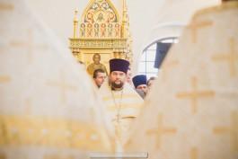 В морском соборе Балтийска установят раку с мощами святых покровителей ВМФ