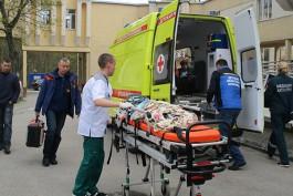 Спецборт МЧС доставит тяжелобольного ребёнка из Калининграда в Санкт-Петербург