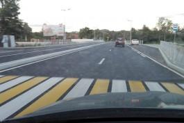 Не развернуться на новой дороге к Зеленоградску