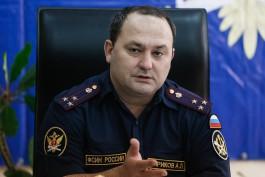 Глава областного УФСИН: В Калининграде не так развита тюремная романтика
