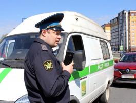 У жителя области забрали автомобиль из-за 270 неоплаченных штрафов ГИБДД