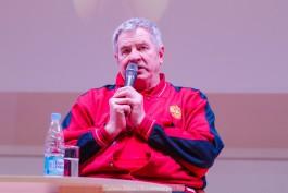 Иван Едешко: В Калининграде создаются условия для развития баскетбола
