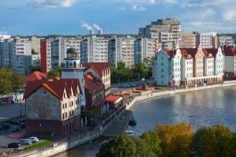 В среду Калининград побил температурный рекорд 50-летней давности