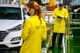 Кривченко: «Автотор» увеличил выплаты налога на прибыль в областной бюджет с 0,9 до 2,4 млрд рублей