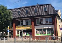Власти Зеленоградска требуют снести административное здание в центре города