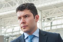 Алиханов о Цыбульском: Как только он выходит с больничного, мы его увольняем