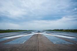 В «Храброво» объяснили, почему аэропорт по-прежнему не принимает самолёты в туман