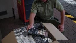 Поляк пытался вывезти из Калининградской области 13 кг янтаря