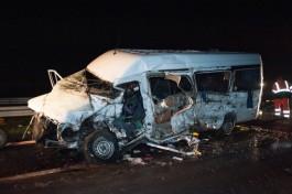 Обвиняемому в смертельном ДТП с маршруткой под Гвардейском продлили арест
