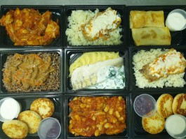 «Вкусно, безопасно, недорого»: в павильонах «Пресса» теперь можно купить готовые завтраки и обеды