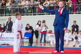 «410 маленьких борцов»: в калининградском турнире по дзюдо выступили представители 15 городов