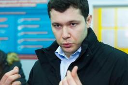 Алиханов о строительстве порта в Янтарном: Очень много звёзд должно сойтись