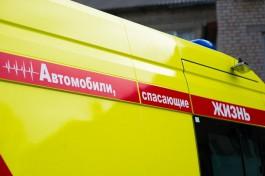 В доме на улице Ялтинской в Калининграде загорелся натяжной потолок: пострадали три человека