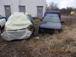 На территории Балтийска насчитали 20 брошенных автомобилей