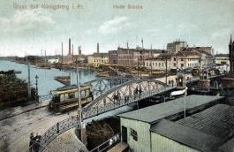 «Живой Кёнигсберг»: Высокий мост