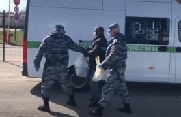 Из Калининградской области экстрадировали в Польшу афериста из Камеруна