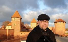 Автор книги «Географ глобус пропил» завершил работу над «калининградским» романом