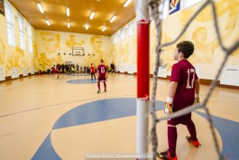«Бум футбола»: на калининградском стадионе провели турнир среди новичков