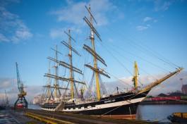 Правительство РФ направляет 200 млн рублей на ремонт барков «Седов» и «Крузенштерн»